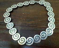 Maricela Sterling Necklace