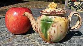 Small Tortoise-shell Teapot