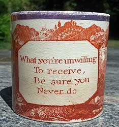 Child's Mug with Great Saying