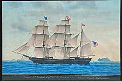 Barque William Woodside