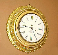 SOLD   Gallery Clock