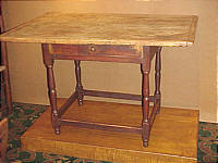SOLD  A Complete Tavern Table.
