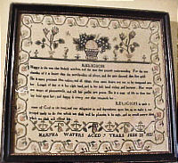 SOLD   English Sampler