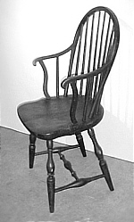 SOLD  Boston Windsor Chair
