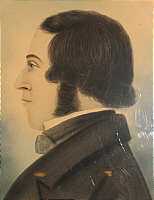 Profile Portrait of a Young Gentleman